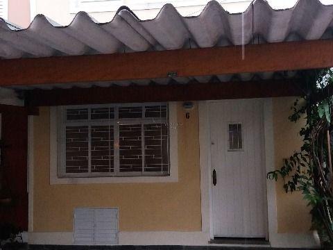 Casa de Vila em Mirandópolis - São Paulo