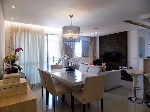 Apartamento em Vila Firmiano Pinto - São Paulo
