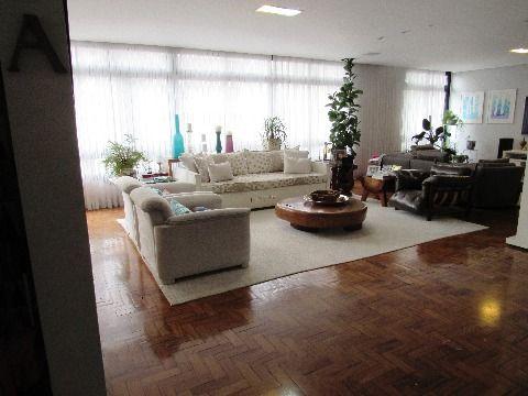 Apartamento em Jardim Paulista - São Paulo