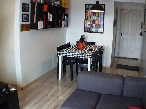 Apartamento em Vila Santo Estéfano - São Paulo