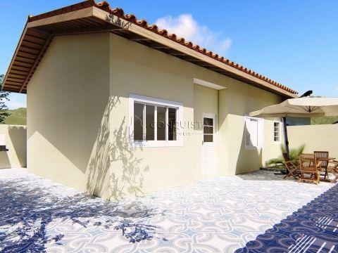 Casa Térrea em Balneário Nova Itanhaém - Itanhaém