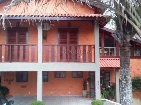 Casa em Condominio em Arujázinho IV  - Arujá