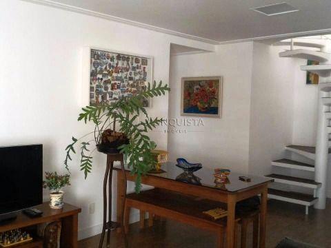 Cobertura Duplex em Brooklin Paulista - São Paulo