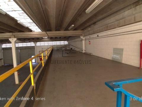 GALPÃO INDUSTRIAL - COM MEZANINO 1000 m² - OPORTUNIDADE !!!!!!