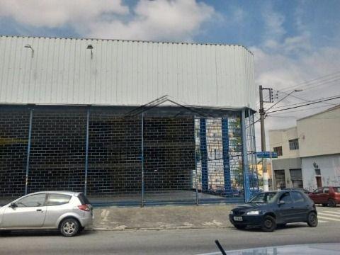 GALPÃO 3 WC-3 SALA-REFEITÓRIO - 520m² OPORTUNIDADE !!