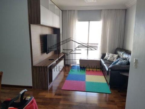 AP19 - Apartamento Tatuápe, 3 Quartos 1 Suite, 2 vagas de Garagem
