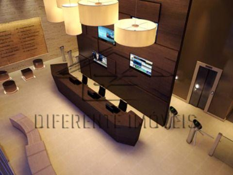 SALA COMERCIAL  1 VAGA - 43 m² OPORTUNIDADE !!