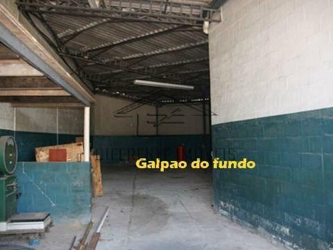 GALPÃO-TERRENO NA VILA FORMOSA !!!