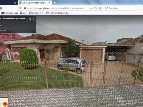 CASA TÉRREA 4 DORMITÓRIOS - 1 SUÍTE - 4 WC - 400 m² OPORTUNIDADE !!