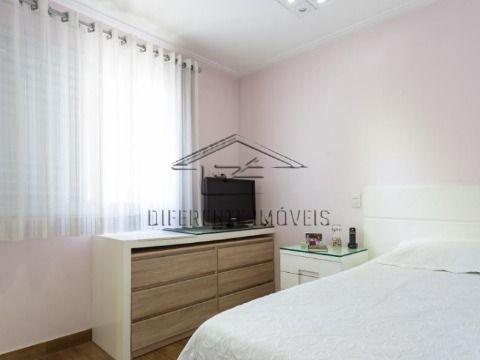 AP244  - Apartamento 123m2 - Totalmente Mobiliado - 3 Suíte - Ótima Localização No Tatuapé