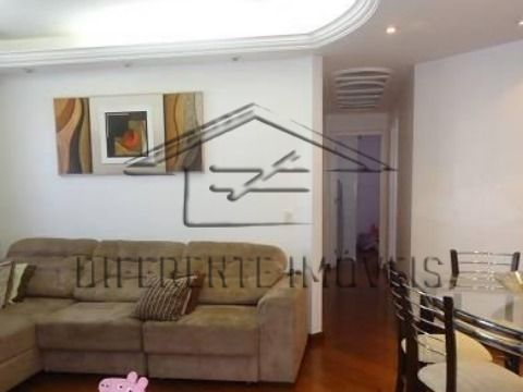 AP251 - Apartamento 86m2 - 3 Dorms - 1 Suítes - 2 Vagas - TATUAPÉ!!!