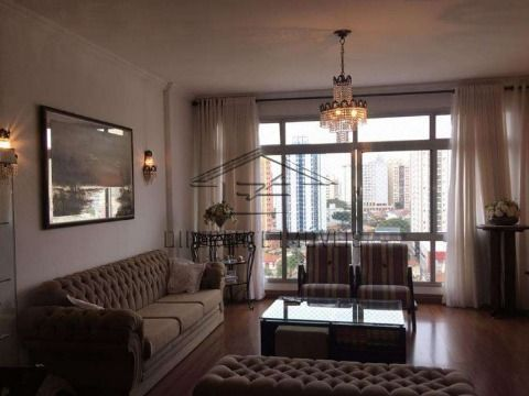 AP254 - Apartamento 130m2 - 3 Dorms - 1 Vaga - Ótima Localização na Mooca
