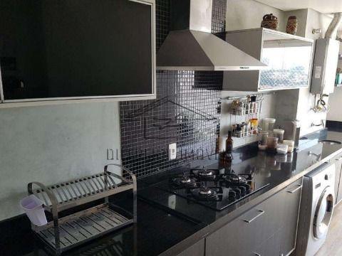 AP260 - Apartamento de 72m2 - 2 Dorms - 1 Suíte - Lazer Completo na Vila Prudente