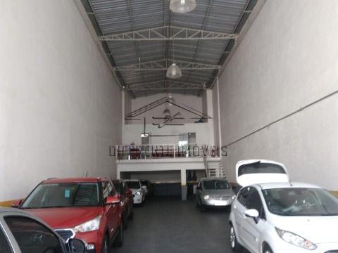 GAL262 - Galpão Comercial 308m2 com Mezanino -Excelente Localização no Tatuapé