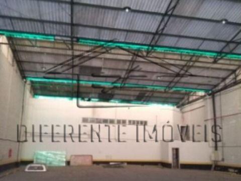 GAL292 - GALPÃO – 1200M² NO CARRÃO!