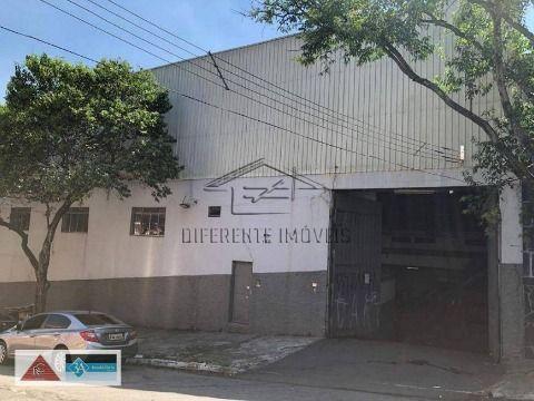 Galpão/Depósito/Armazém e 6 banheiros , 2900 m² Oportunidade !!