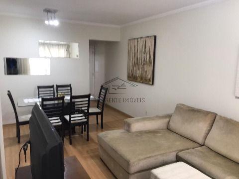Apartamento 02 dormitórios - 1 suíte - 02 vagas no Tatuapé !