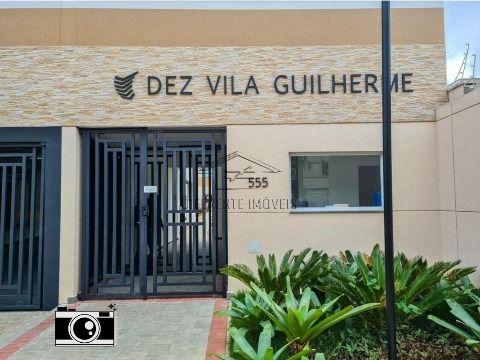Apartamento na Vila Guilherme, 2 dormitórios no Condomínio (Dez Vila Guilherme)