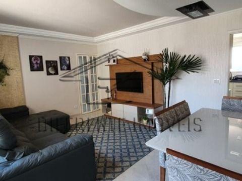Apartamento a Venda Mobiliado 2dorms, 1 suíte 72m² na Vila Formosa
