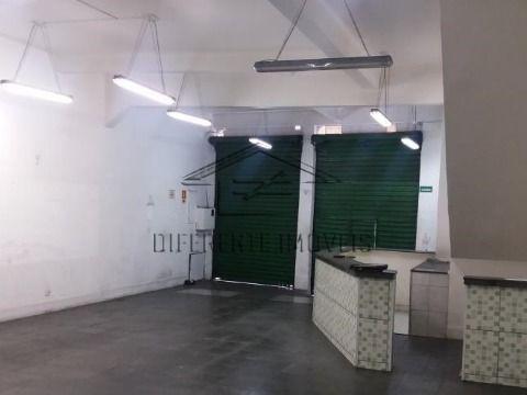 PCO912-SALÃO COMERCIAL COM ÓTIMA LOCALIZAÇÃO NA AV. CELSO GARCIA