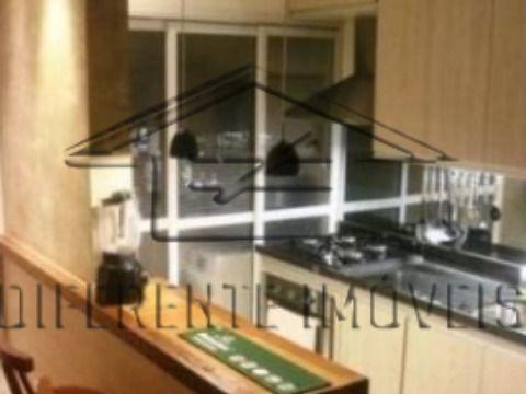 AP98 - Apartamento 56m2 - 2 Dorms - 1 Suíte - Ótima Localização