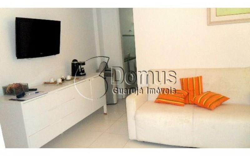 Amplo 1 dormitório região mais valorizada da Praia da Enseada