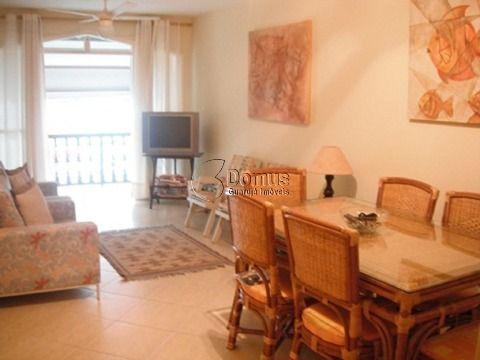 Apartamento confortável na Enseada, região Tortugas