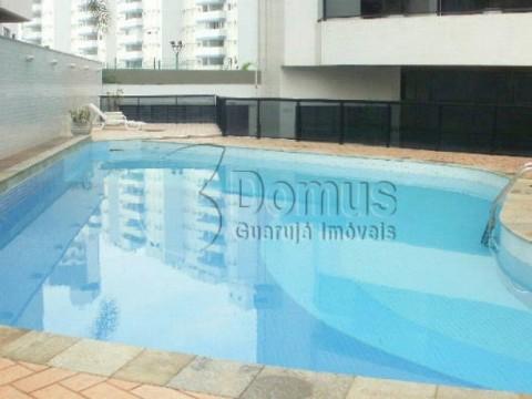 Apartamento em Astúrias - Galhetas - Guarujá