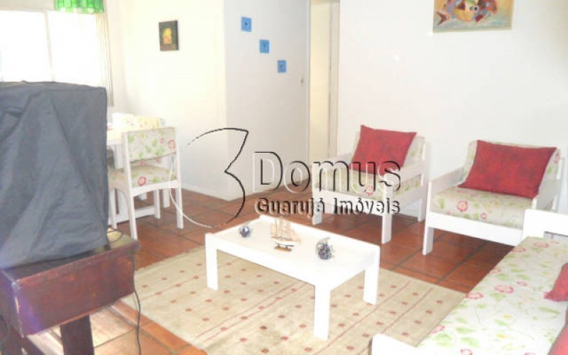 Apartamento 2 dormitórios Enseada Guarujá