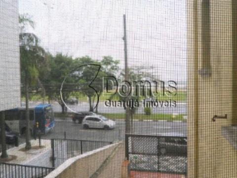 Apartamento frente mar Itararé