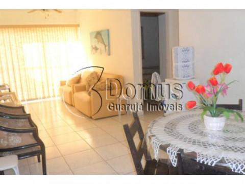 Apartamento amplo, 2 dormitórios, Guarujá, Enseada