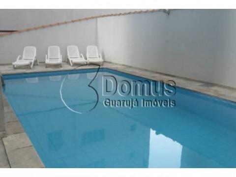 Apartamento 3 dormitórios, Pitangueiras, Guarujá