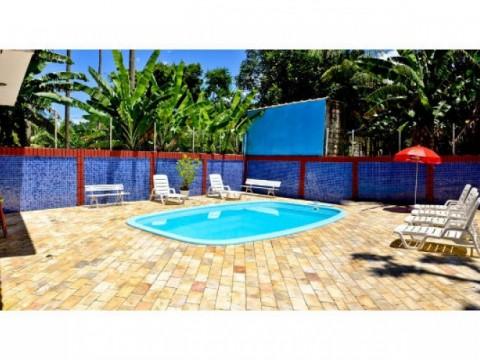 CASA com piscina em Boiçucanga