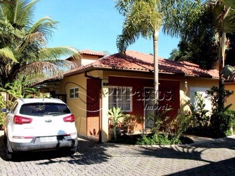 Casa no condomínio em Boiçucanga
