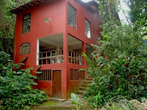 Casa a venda no bairro de boissucanga, estrada da beira rio,  são sebastião.