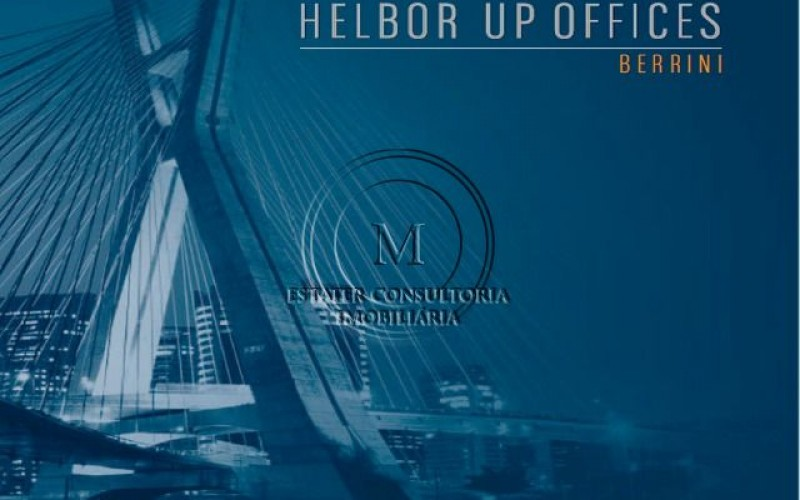 Sala Comercial Helbor UP Offices Berrini
