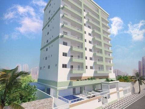 Apartamento em Praia Grande – Vila Mirim