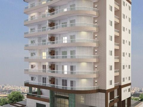Apartamento em Praia Grande – Balneário Maracanã