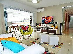 Ap.à venda em Riviera - 4 suítes - fin. decorado