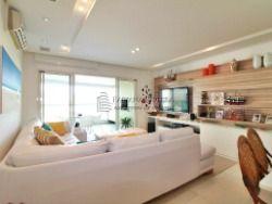 Apartamento pé na areia em Riviera, M7, 04 suítes, vista para o mar