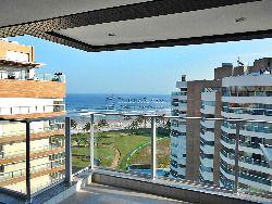Apto em Riviera - 03 suítes - 160 m² - vista p/mar
