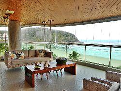 Apto - 05 suítes - 327 m² - Frontal ao mar em Riviera