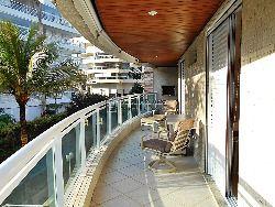 Apto em Riviera - 119 m² - 3 suítes - 200 m do mar