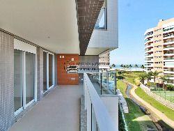 Apto - Riviera - M8 - 166 M² - 3 Suítes - vista p/mar