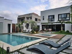 Residência de luxo em Riviera - M17 - 5 suítes
