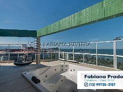 Cobertura em Riviera, 320m², 4 suítes