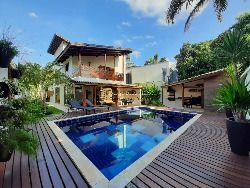 Casa em Riviera, M18, 320 M², 5 suítes