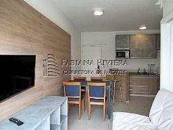 Flat em Riviera, 77,87m², 2 suítes