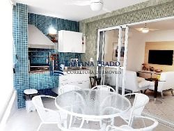 Apartamento em Riviera, 85m², 2 suítes