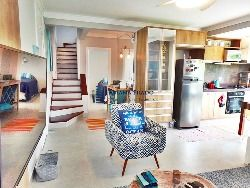Világio em Riviera, 68m², 2 dormitórios